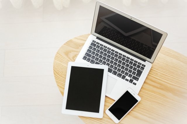 パソコン・スマホ・タブレットの画像