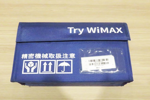 Try WiMAX外装